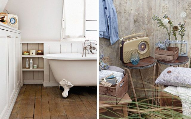 Ideas vintage para decorar - Decoracion vintage ideas ...