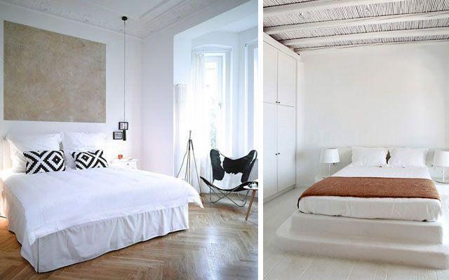 Dormitorios luminosos para decorar nuestro nimo - Blog decoracion dormitorios ...