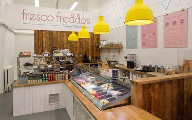 Decoración de locales: Las mejores heladerías en diseño interior