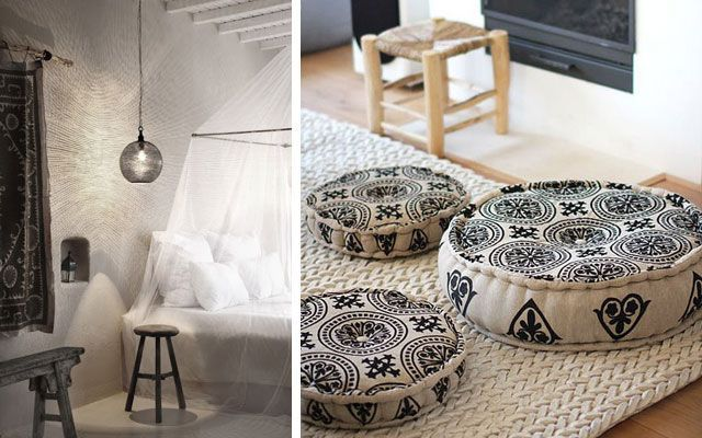 Ideas para decorar con estilo marroquí
