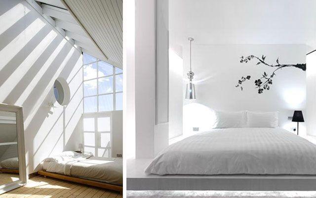 30 Ideas De Decoraci 243 N De Dormitorios Con Camas Bajas