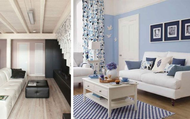 7 trucos imprescindibles para decorar salones peque os - Decoracion de interiores salones pequenos ...