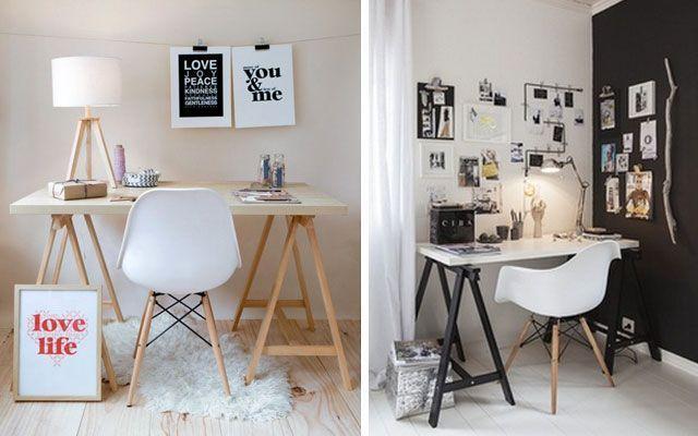 Sillas eames un toque de glamour para el despacho - Silla despacho blanca ...
