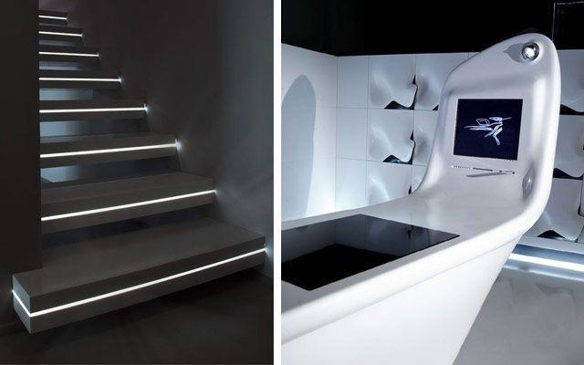 El corian en el diseño de interiores