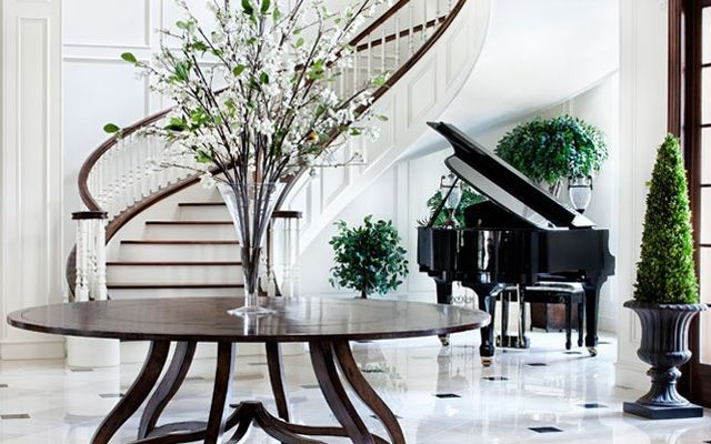 Ideas para decorar con pianos de cola