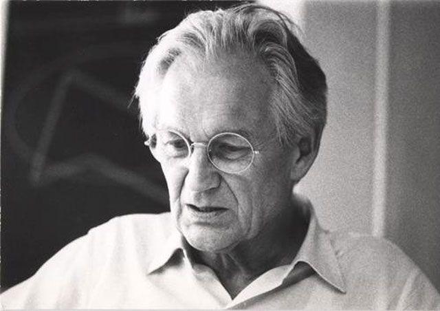 Diseñador y arquitecto alemán Herbet Hirche
