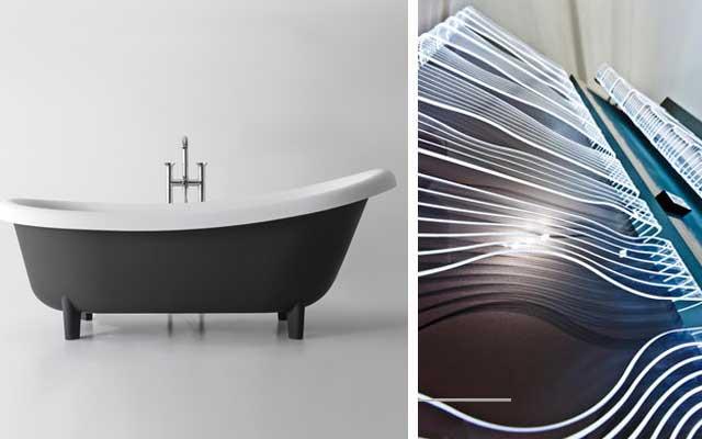 Lo Ultimo En Azulejos Para Baño:Lo último en azulejos de baño: Cersaie 2014