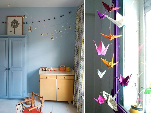 30 ideas para decorar interiores con origami - Lo ultimo en decoracion de interiores ...
