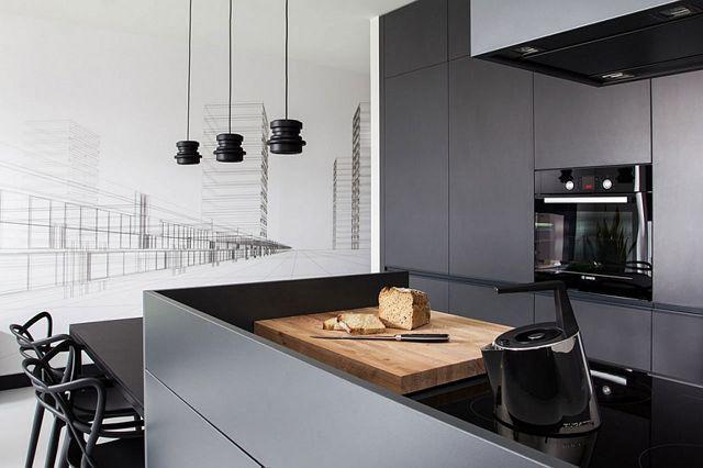 decoracion-piso-en-blanco-y-negro