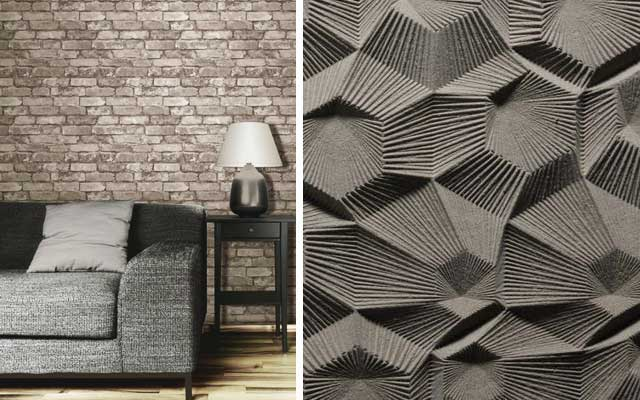 Decofilia blog 4 ideas para decorar paredes en 3d y dar - Paredes en 3d decoracion ...