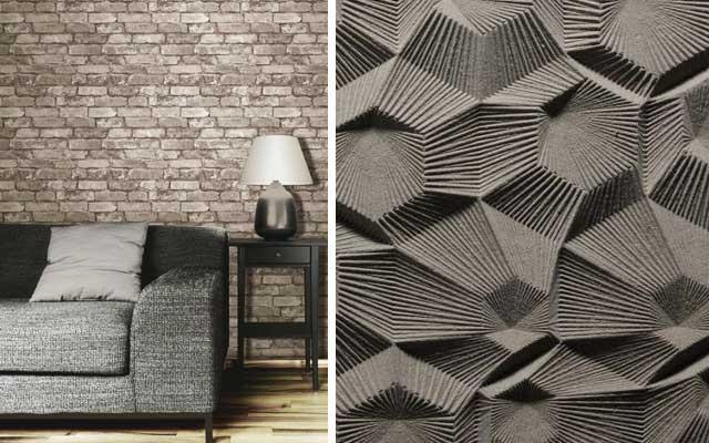Ideas para decorar paredes en 3D