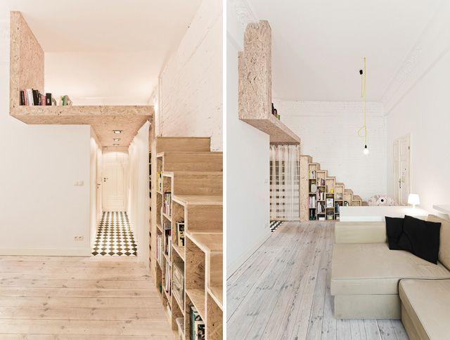 C mo distribuir y decorar un piso de 29 m2 for Decorar piso 56 m2