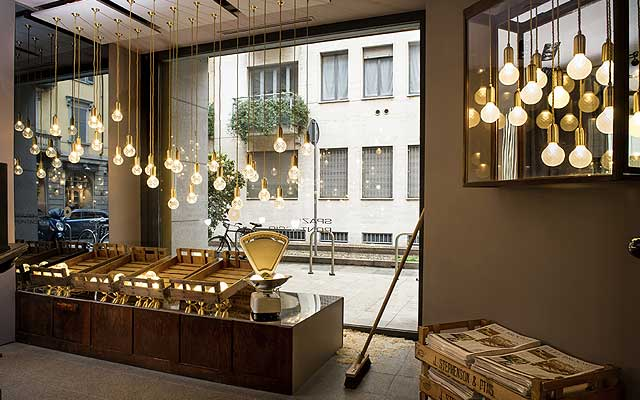 Lámparas de diseño - Crystal Bulb de Lee Broom