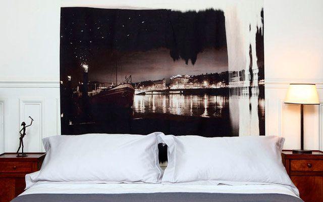Cabeceros de cama artísticos para la decoración de dormitorios
