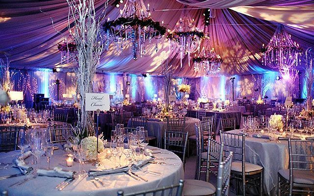 Decoracin De Bodas Invierno Decofiliacom