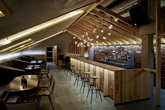 Awesome Ideas Para Decorar La Barra De Un Bar