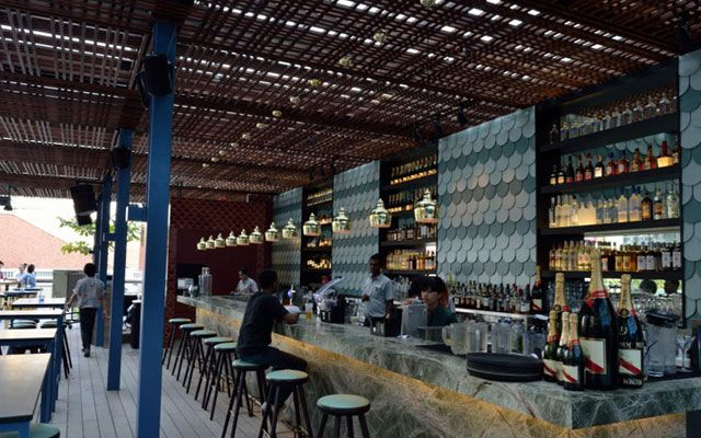 Image gallery materiales para barras bar - Decoracion de bar ...