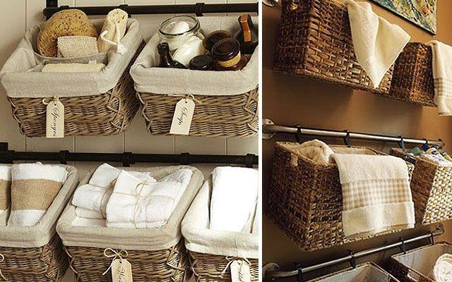 Ideas para almacenaje en baños - Decofilia 607d6cda6eb0