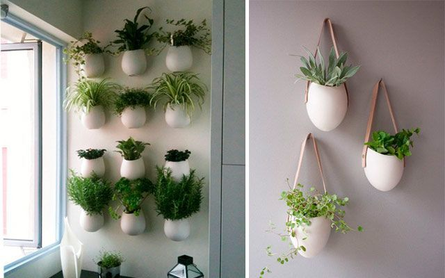 Ideas originales para decorar la cocina con plantas for Plantas de interior ikea
