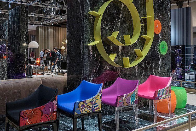 Feria de Milán 2015 - Tendencias decoración