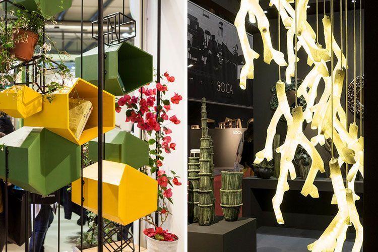 Salone del mobile Milano 2015 - Tendencias en decoración
