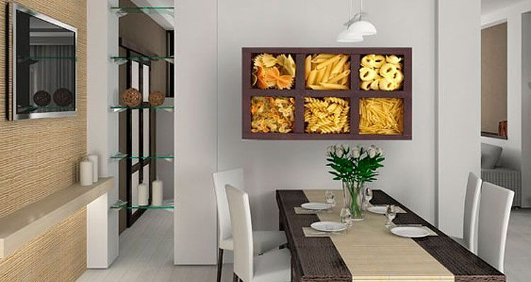 Ideas para decorar con pasta - Como insonorizar una pared ...