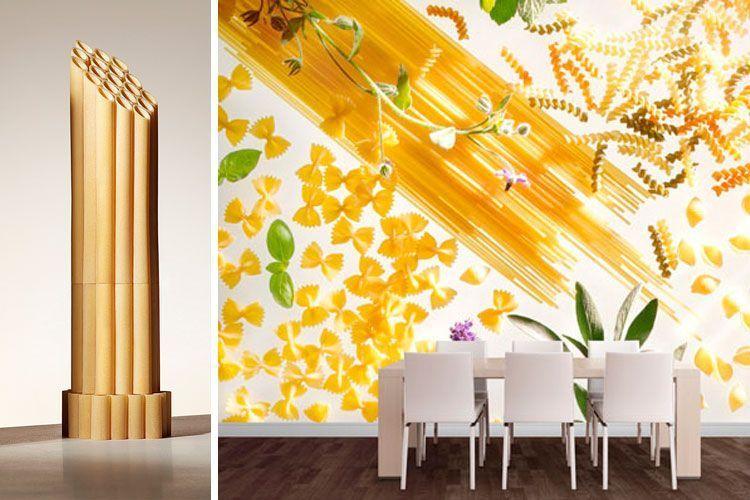 makarna ile dekorasyon fikirleri