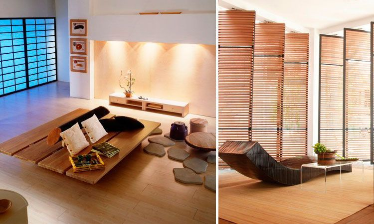 El estilo japonés en la decoración
