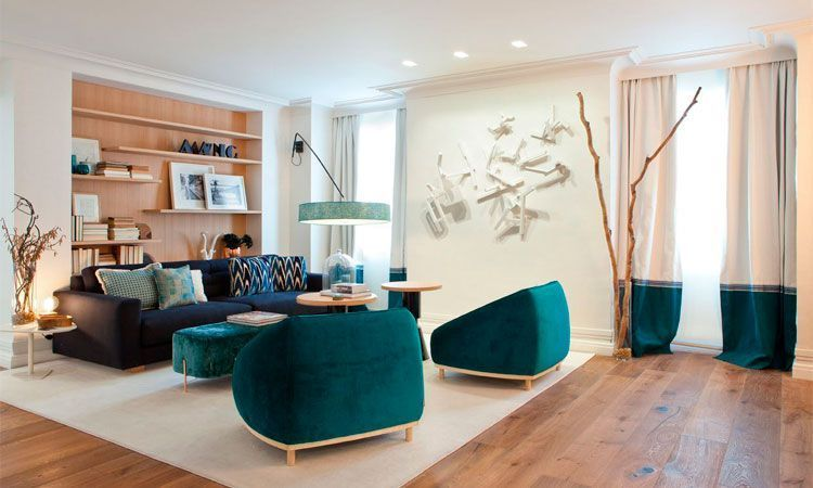 Casa decor 2015 decofilia blog Colores para interiores de casa 2016