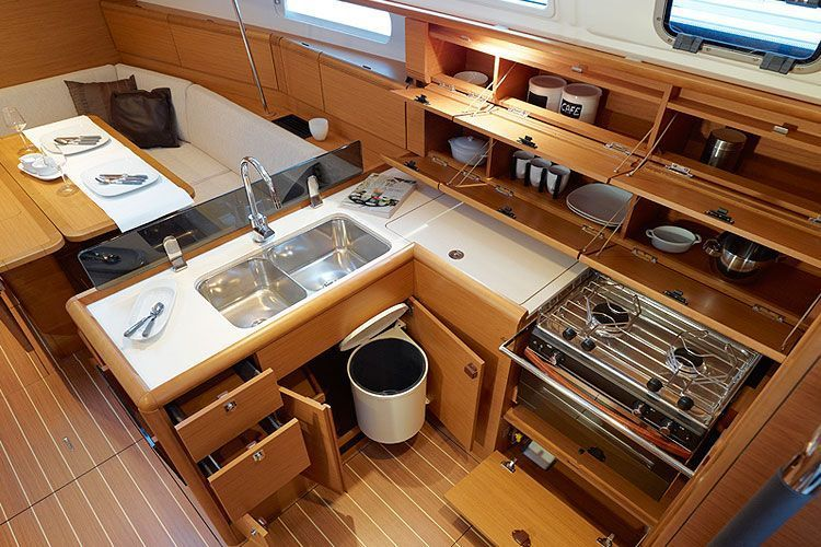 Decoración de barcos y yates