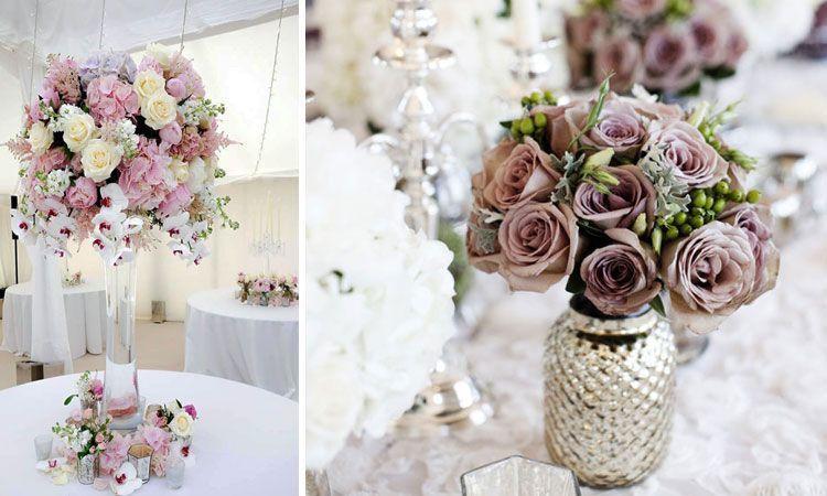 Arreglos para bodas flores canastas car interior design - Decoracion de flores para bodas ...