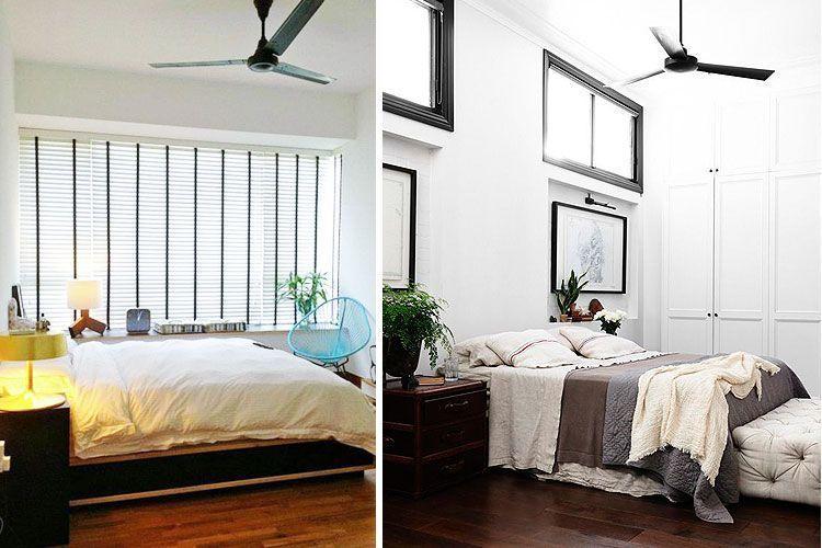 Ventiladores de techo modernos para mitigar el calor - Ventiladores de techo infantiles ...