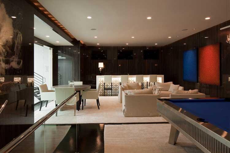 Ideas para decorar una sala de billar en casa - Como decorar una buhardilla ...