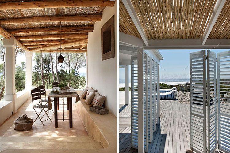 terrazas veraniegas ideales para relajarse