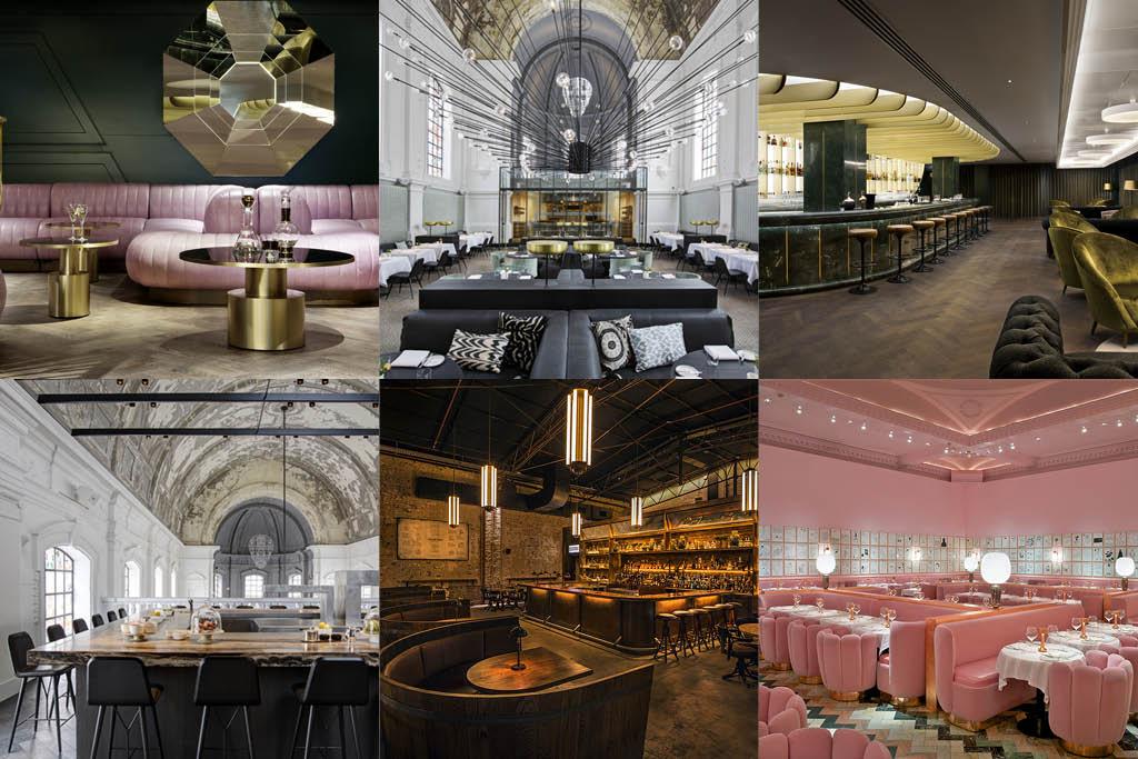 Premios RDBA: Decoración de restaurantes y bares