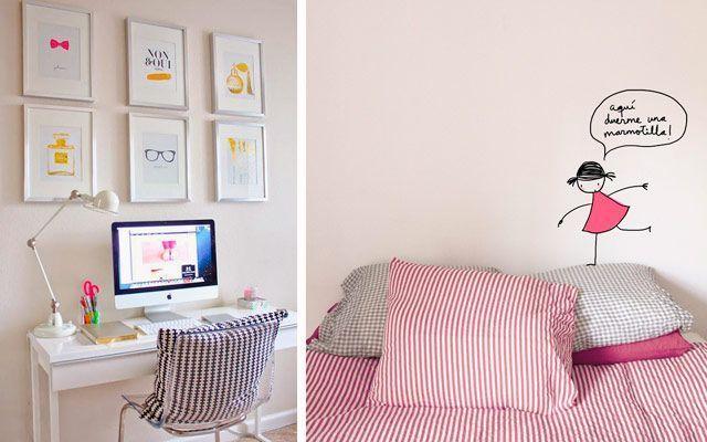 Mil y una aplicaciones del dise o gr fico al hogar for Aplicacion para decorar interiores