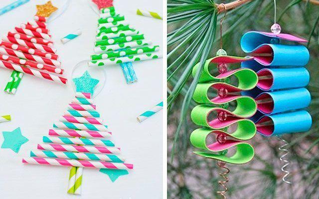 Adornos de navidad para arbol cool adornos navideos mesas - Adornos navidenos para el arbol ...