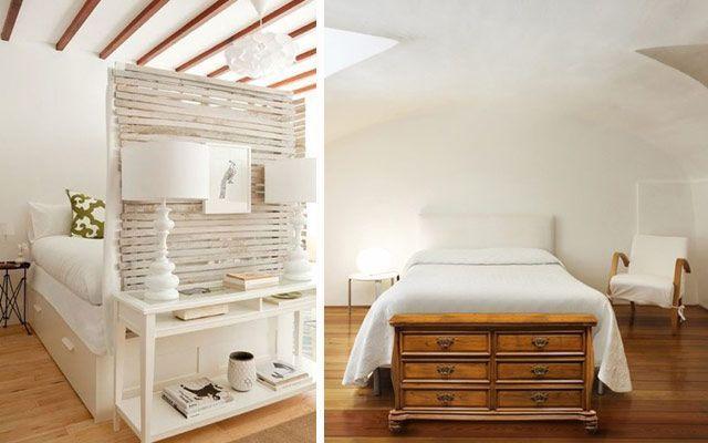 Ba les banquitos y otros accesorios a pie de cama - Baules para dormitorios ...