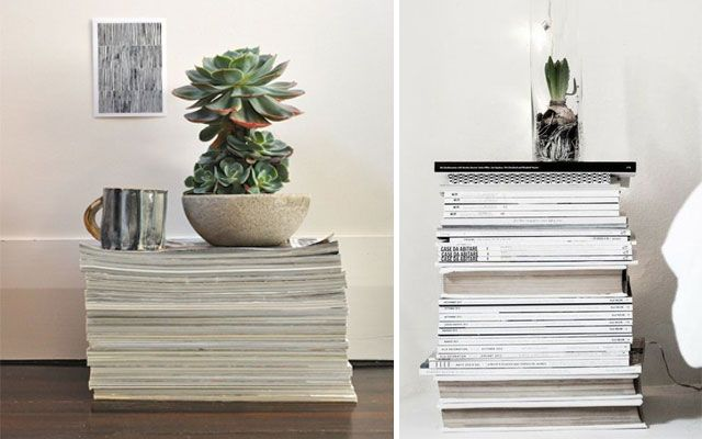 Decoracion revista top decoracion revista with decoracion for Decoracion con libros