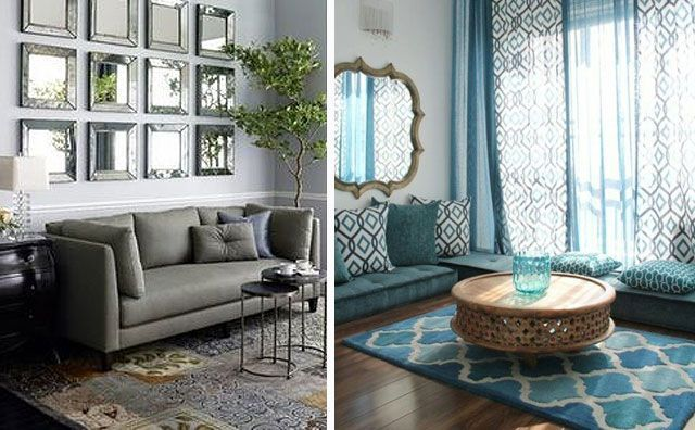ideas para decorar con espejos