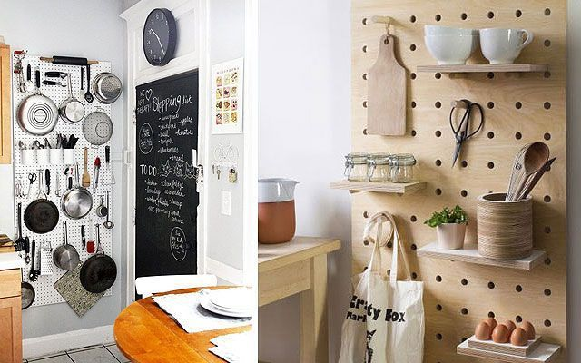 Ideas para decorar paredes de cocinas- Decofilia