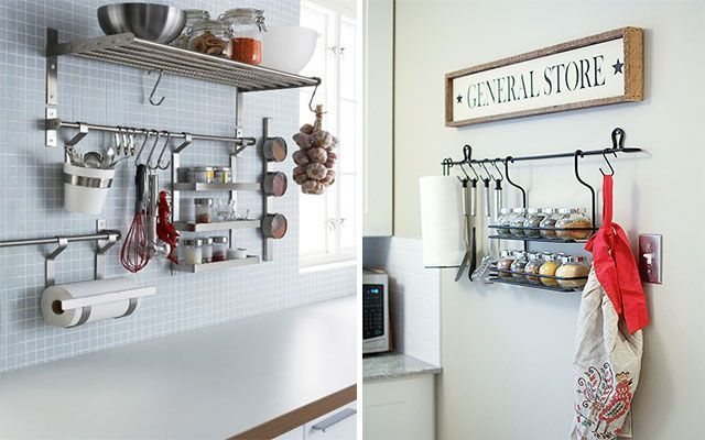 Ideas para decorar paredes de cocinas decofilia - Como decorar pared con fotos ...