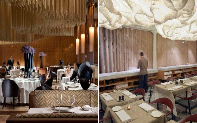 El comedor en el diseño de hoteles