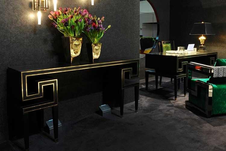 Aparadores de estilo contemporáneo para el salón