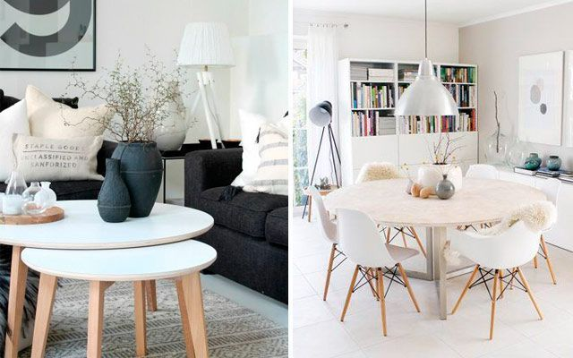 ideas para decorar con centros de mesa