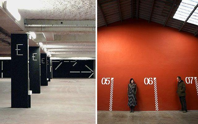 Garajes dise ados por arquitectos e interioristas - Arquitectos interioristas ...