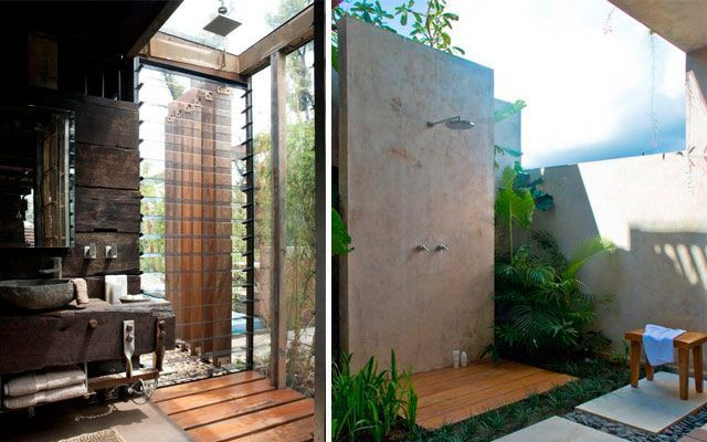 Duchas modernas para la decoraci n del ba o for Griferia para duchas de bano