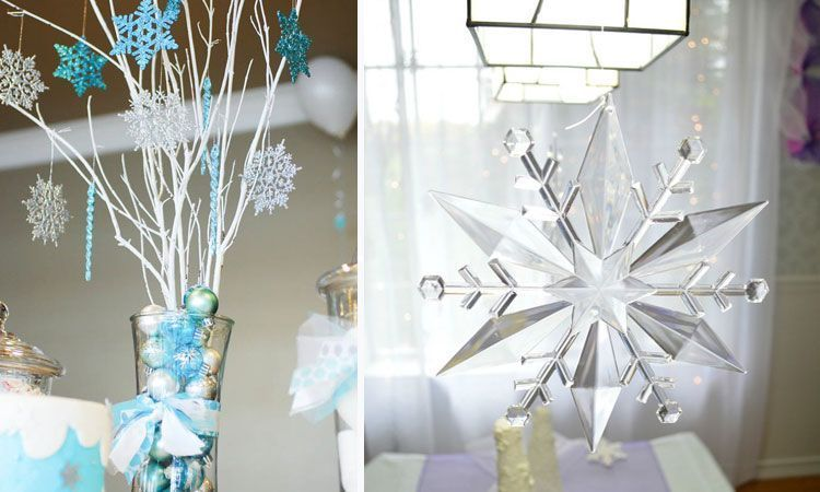 Comprar Decoraciones De Frozen