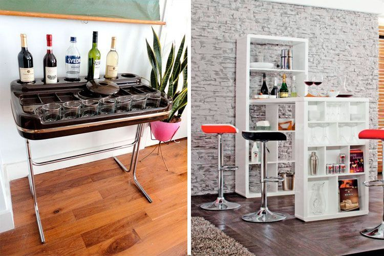 Ideas Para Instalar Un Bar En Casa Decofilia