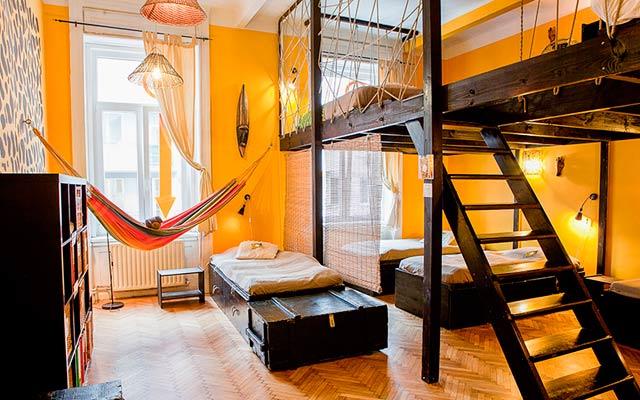 Hostels, hostales de diseño
